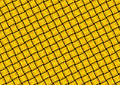 Gold weave texture Stock Photos