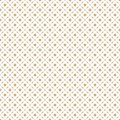 Golden abstract floral seamless pattern. Delicate luxury graphic texture