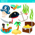 Golden age pirate adventures toy