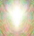Golden Angel Aura Background