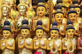 Golden Asian Sculpture