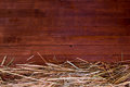 Golden autumn fall hay straw texture background wallpaper Royalty Free Stock Photo