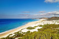 Golden beach karpas peninsula north cyprus the best of Stock Photography