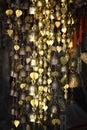 Golden bell Stock Photography