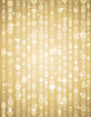 Golden brightnes illustration suitable for christm christmas or disco backround vector Stock Images
