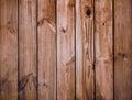 Golden brown wood texture. Boardwalk background.