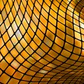 Golden business mosaic. EPS 8 Royalty Free Stock Photography