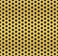 Golden cell background version vector Stock Photo