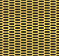Golden cell background version vector Stock Photos