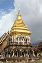 Golden Chedi Royalty Free Stock Photo