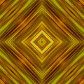 Golden color squares abstract background. Royalty Free Stock Photography