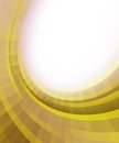 Golden cover background curves abstract Stock Images