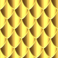 Golden Dragon skin texture Royalty Free Stock Photos