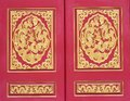 Golden dragon texture Royalty Free Stock Photo