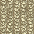 Golden draps medium Royalty Free Stock Photo