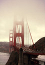 Golden gate bridge san francisco Photos stock