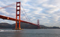 Golden gate bridge san francisco Fotografia de Stock Royalty Free