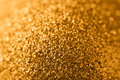 Golden glitter texture for background Royalty Free Stock Images