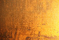 Golden grainy background indoor wall Stock Photography
