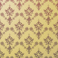 Golden hun pattern seamless Στοκ φωτογραφία με δικαίωμα ελεύθερης χρήσης