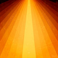 Golden light beams with grunge elements Royalty Free Stock Photo