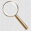 Golden Magnifying