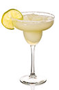Golden Margarita Royalty Free Stock Photography