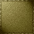 Golden metal abstract background Stock Photos