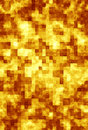 Golden mosaics Royalty Free Stock Photos