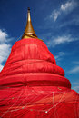 Golden Mount Temple, Bangkok, Thailand Royalty Free Stock Photo