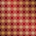 Golden ornament background Royalty Free Stock Photography