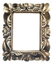 Golden Ornate Frame Royalty Free Stock Photo