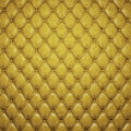 Golden padding background huge seamless texture Royalty Free Stock Photo