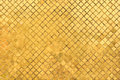 Golden pagoda texture in wat phra kaew bangkok thailand Stock Photo