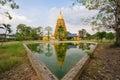 Golden Pagoda at Wat Tha-it