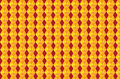 Golden pattern abstract 免版税库存图片