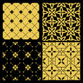 Golden pattern set
