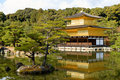 Golden Pavilion Stock Photos