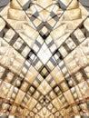 Golden rectangles 2 Stock Image