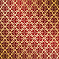 Golden and red background Royalty Free Stock Photo