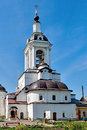 The golden ring of russia convent abraham epiphany founded in th century city rostov veliky Stock Photo