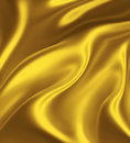 Golden silk elegant background for your projects Royalty Free Stock Photo