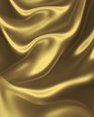 Golden silk elegant background for your projects Royalty Free Stock Photos