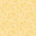 Golden sparkles seamless pattern background vector with glittering texture Royalty Free Stock Photos