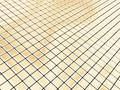 Golden squares Royalty Free Stock Photography