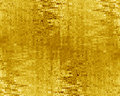Golden squares Stock Photography
