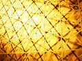 Golden Squares Abstract Surface Background