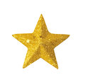 Royalty Free Stock Images Golden star
