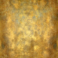 Golden stucco Royalty Free Stock Photo