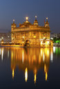 Golden Temple, Amritsar - India Stock Photo